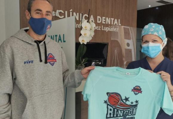 Rincón Basket Club y Clínica Dental Irene López Lupiáñez estrechan sus vínculos